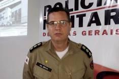 Ações da PM em João Monlevade pautam visita de comandante à unidade