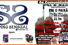 Comunidade de Ribeirão São José vem ai shows com Edi e Paixão e Swing Sensual