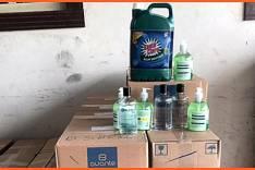 Prefeitura de Catas Altas distribui 500 kits de higiene para população em situação de vulnerabilidade social