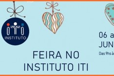 Instituto ITI realiza primeira feira criativa de alunos