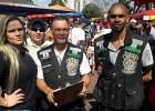 Agentes de proteção da infância e juventude fiscalizam feira dos produtores rurais