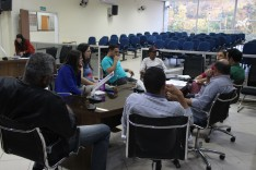 Em reunião, vereadores discutem queda do ICMS Cultural