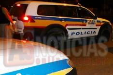 Policia Militar prende suspeito de trafico de drogas no bairro Praia em Itabira