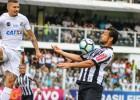 Atlético perde na Vila Belmiro