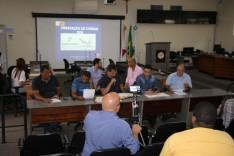 Comissão Especial dos vereadores delibera Projetos para votação para a próxima semana