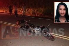 Jovem de 23 anos morre depois de colidir contra um animal solto na rodovia MG-129 em Itabira
