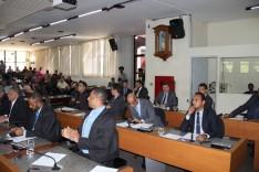 Alteração de horário das reuniões é reprovado pelo plenário