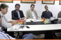 Prefeito Antônio Carlos visita Indi para fomentar economia de São Gonçalo