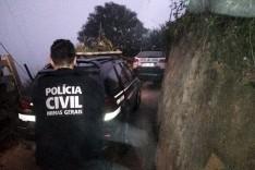 Operação conjunta entre Civil e Militar prende suspeito de estupro de vulnerável em Ferros
