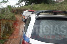Mulher é assaltada por motoqueiro armado depois de descer de ônibus na zona rural de Itabira