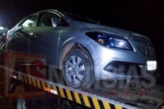 Após assalto em Farmácia no bairro Amazonas, Rodoviários GTR recuperaram carro em João Monlevade