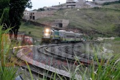 Vale informa sobre trem de passageiros que sai de Itabira