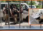 PM realiza operação no bairro Nova Vista onde vários suspeitos de envolvimento com crimes foram presos