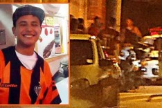 Itabirano de 22 anos é morto a tiros próximo de um bar no Centro de Contagem
