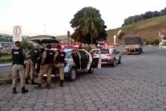 Autores de roubo em São Gonçalo são presos durante cerco Policial