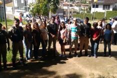 Evento promove Rede de Vizinhos Protegidos no bairro Santo Antônio