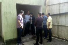 Equipe faz visita de avaliação no prédio do novo IML de João Monlevade