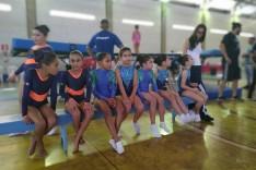 Campeonato estadual:  Itabira é campeã no duplo mini trampolim