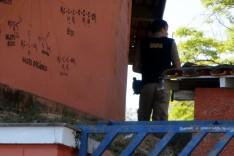 Jovens são presos quando pretendiam consumir droga depois de pularem o muro do PREMEM
