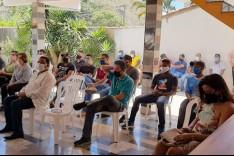 Convenções partidárias confirmam Coligação de apoio a Reinaldo como candidato a Prefeito, em Santa Maria de Itabira