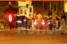 Moto-taxista teve sua moto roubada na Vila Sálica em Itabira denuncias podem ser feitas no 181 ou 190
