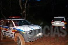 Família é amarrada e mantida na mira de arma em um assalto no Distrito de Senhora do Carmo em Itabira