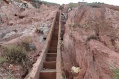 Departamento de Edificações e Estradas de Rodagem (DEER) terá muito trabalho para reparar rodovias