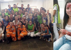 ANJOS DO ASFALTO PARTICIPA DE SIMULADO DE INCIDENTES COM M�LTIPLAS V�TIMAS