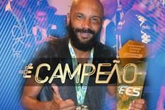 Treinador Itabirano é campeão Capixaba da serie B
