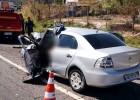 DUAS PESSOAS MORTAS EM UM ACIDENTE ENTRE TRÊS VEÍCULOS NA BR-381 EM SABARÁ