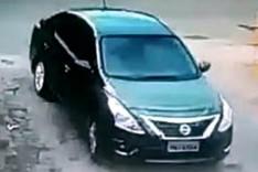 Nissan Versa envolvido em acidente era clonado e usado em roubos em Belo Horizonte e João Monlevade