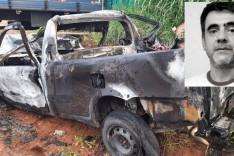 Professor morre carbonizado depois que carro colidiu contra caminhão em Paraisópolis