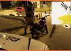 Denuncia anônima ajuda PM a localizar moto furtada em Monlevade no bairro Madre Maria de Jesus