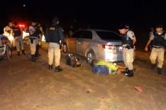 Medico é sequestrado em Itabira, mas consegui fugir de bandidos e a PM prende um maior e apreende dois menores na rodovia AMG-900 na Conceição