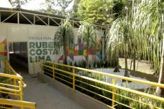 Vale entrega estrutura provisória da Escola Municipal Rubem Costa Lima