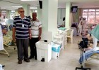 HNSD: NO CENTRO DE HEMODIALISES AUMENTAR� 30% NOS ATENDIMENTOS