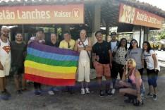 Itabira marcou presença na 21ª Parada LGBT de Belo Horizonte