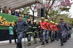Solenidade 7 Setembro: 11º Batalhão de Bombeiros Militar de Ipatinga
