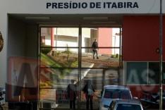 Detentos do presidio Itabira fazem greve depois da mudança nos dias de visitação