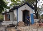 Prefeitura de Catas Altas restaura capela do cemitério municipal