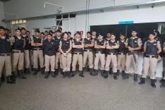 Dezoito presos em megaoperação das polícias em Monlevade e região