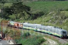 Vale informa sobre a normalização do trem de passageiros em Itabira