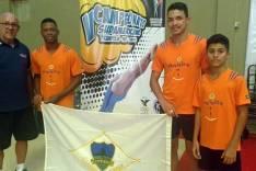 Sul-Americano de Trampolim – Ginasta itabirano é campeão na Bolívia