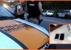 Duas mulheres e um adolescente foram detidos acusados de trafico de drogas  na MG-129 próximo ao Laboreaux