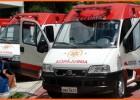 SAMU de Itabira recebe duas ambulâncias novas para atender melhor a população