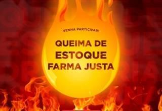 A FARMA JUSTA ITABIRA Vai queimar todo o seu Estoque!