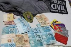 PC prende neta por organizar roubo na casa dos avós no Leste de Minas