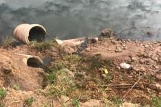Estragos da chuva  Saae conclui obras de recuperação na rede de esgoto