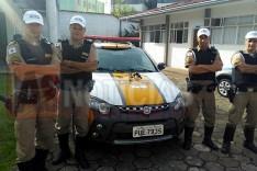 Rodoviários apreendem revolveres que bandidos pretendiam furta-los para cometerem crimes na região