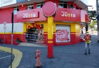 "Inaugurada em Itabira a Farma Justa ""Justo é pagar Barato"" ""Justo é ter Saúde"""